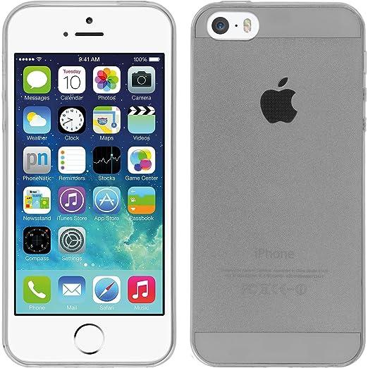 105 opinioni per PhoneNatic Custodia Case Per Apple iPhone 5/5S/SE Custodia in silicone