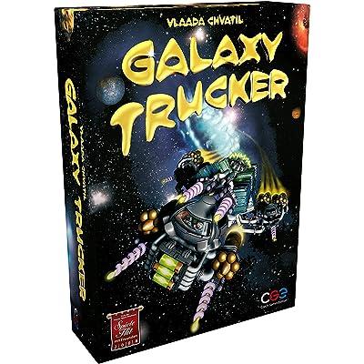 Czech Games Galaxy Trucker: Chvatil, Vlaada: Toys & Games