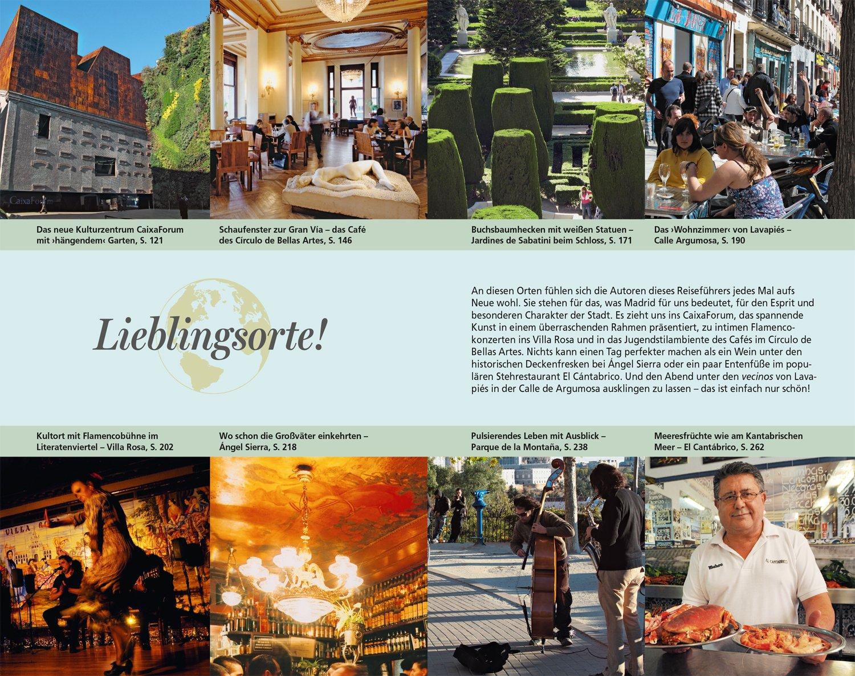DuMont Reise-Taschenbuch Reiseführer Madrid und Umgebung: 9783770174058: Amazon.com: Books
