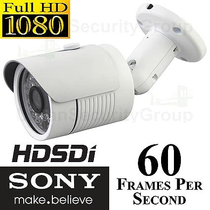 Amazon.com : USG Sony 1080P HD-SDI Bullet Security Camera: 1920 x ...