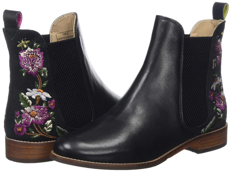 Joules Damen Westbourne Floral Floral Floral Chelsea Stiefel 03cc72