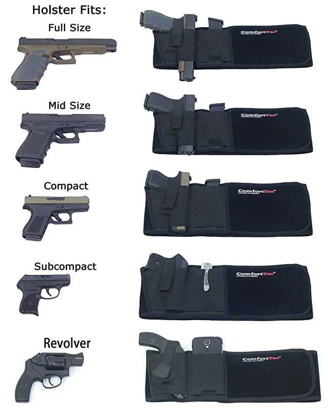ComfortTac Ultimate Belly Band Holster