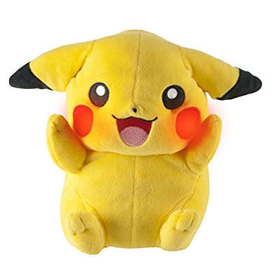 TOMY Pokémon My Friend Pikachu: Toys & Games