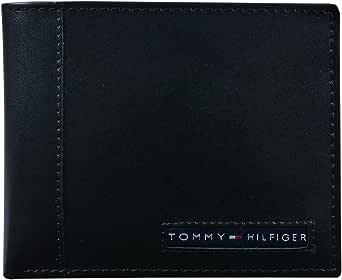 Tommy Hilfiger Mens Wallet, Black - 31TL22X063-001
