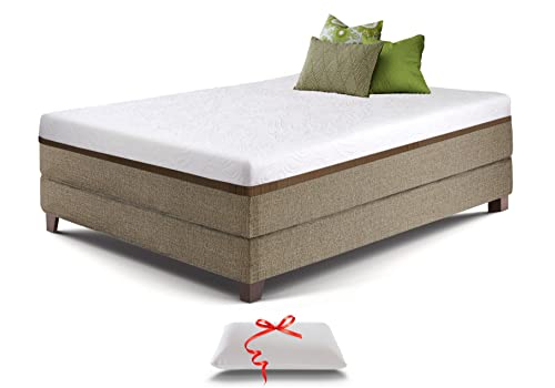 Live and Sleep Resort Ultra Cooling Gel Memory Foam Mattress