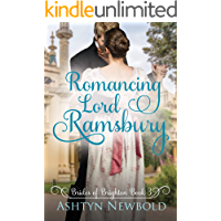 Romancing Lord Ramsbury: A Regency Romance (Brides of Brighton Book 3)