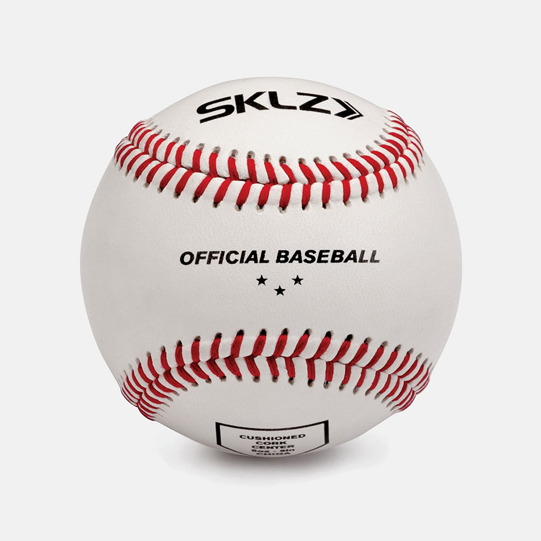 SKLZ Oficial de béisbol, Pelotas de Piel Premium (12 Unidades ...