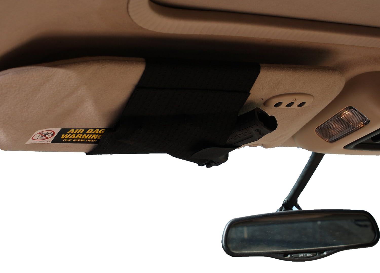 Amazon.com   AlphaHolster Automobile Sun Visor Gun Holster   Sports    Outdoors e01b77f0a19