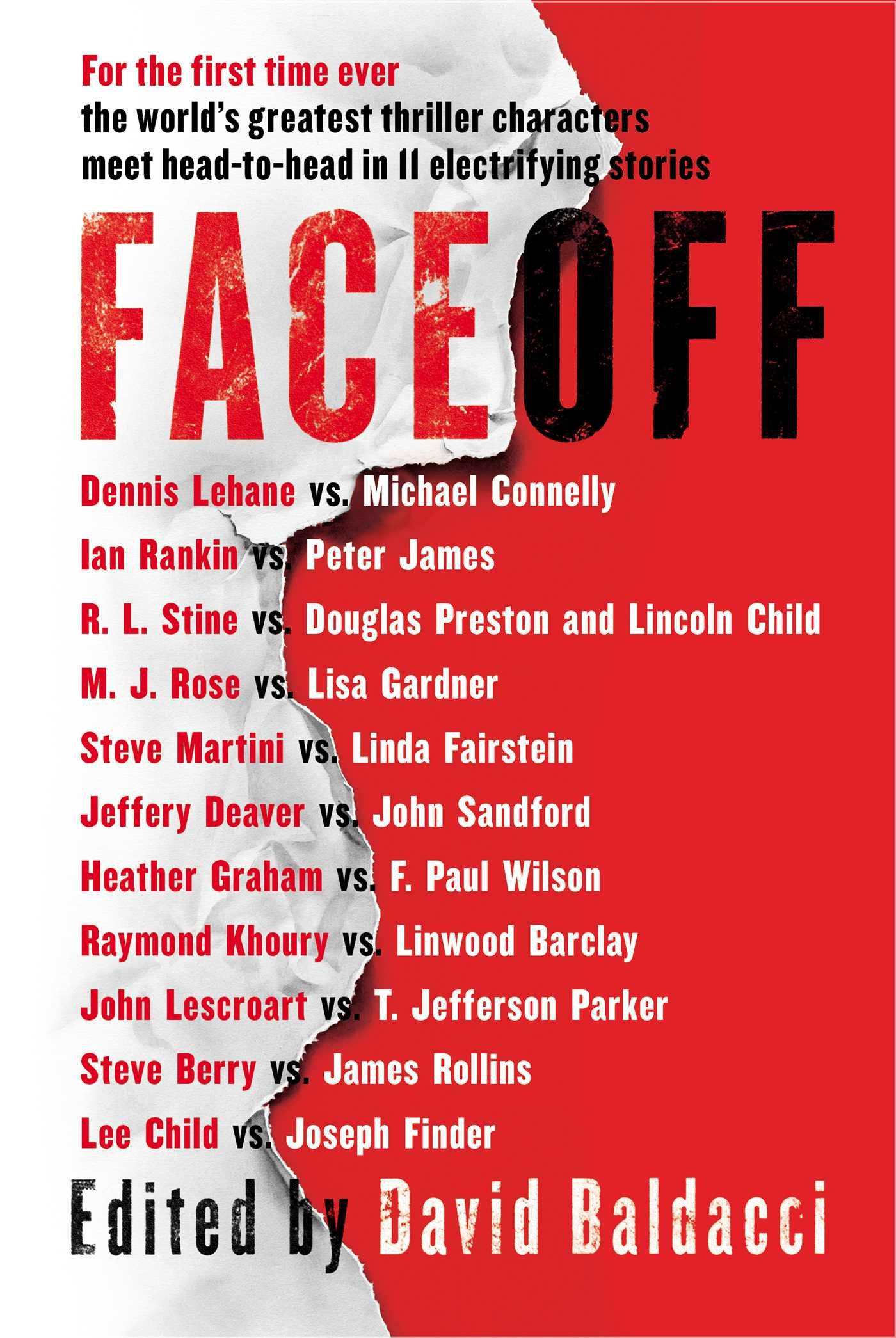 FaceOff ebook