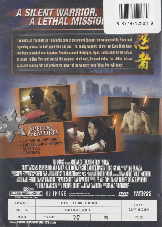 Amazon.com: Ninja: Movies & TV