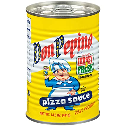 Don Pepino Pizza Sauce 15 Ounce Pack Of 12 By Don Pepino Amazon De Grocery