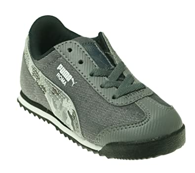 547b29b7d2e1 Image Unavailable. Image not available for. Color  Puma Roma Basic Kids  Sneaker (Toddler Little Kid Big ...