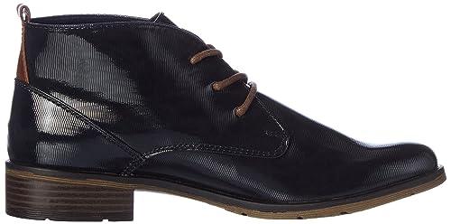 Marco Tozzi Damen 25120 Chukka Boots, Blau (Navy STR.P.C.), 36 EU