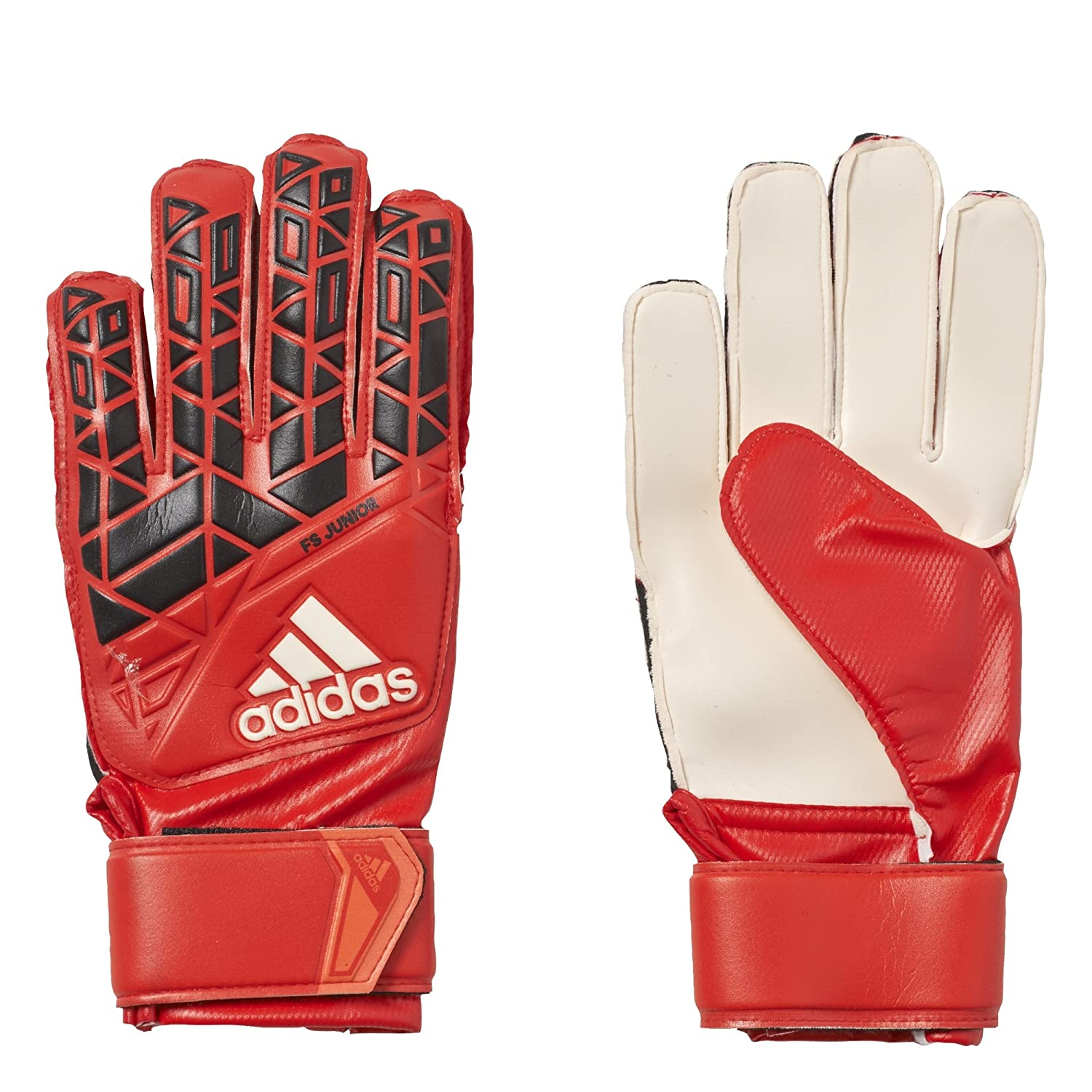 adidas Children's Ace Finger Save Goalkeeping Gloves