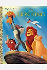 The Lion King (Disney The Lion King) (Big Golden Book) Hardcover