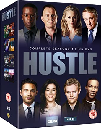 Hustle The Complete Series Dvd 2012 Amazoncouk