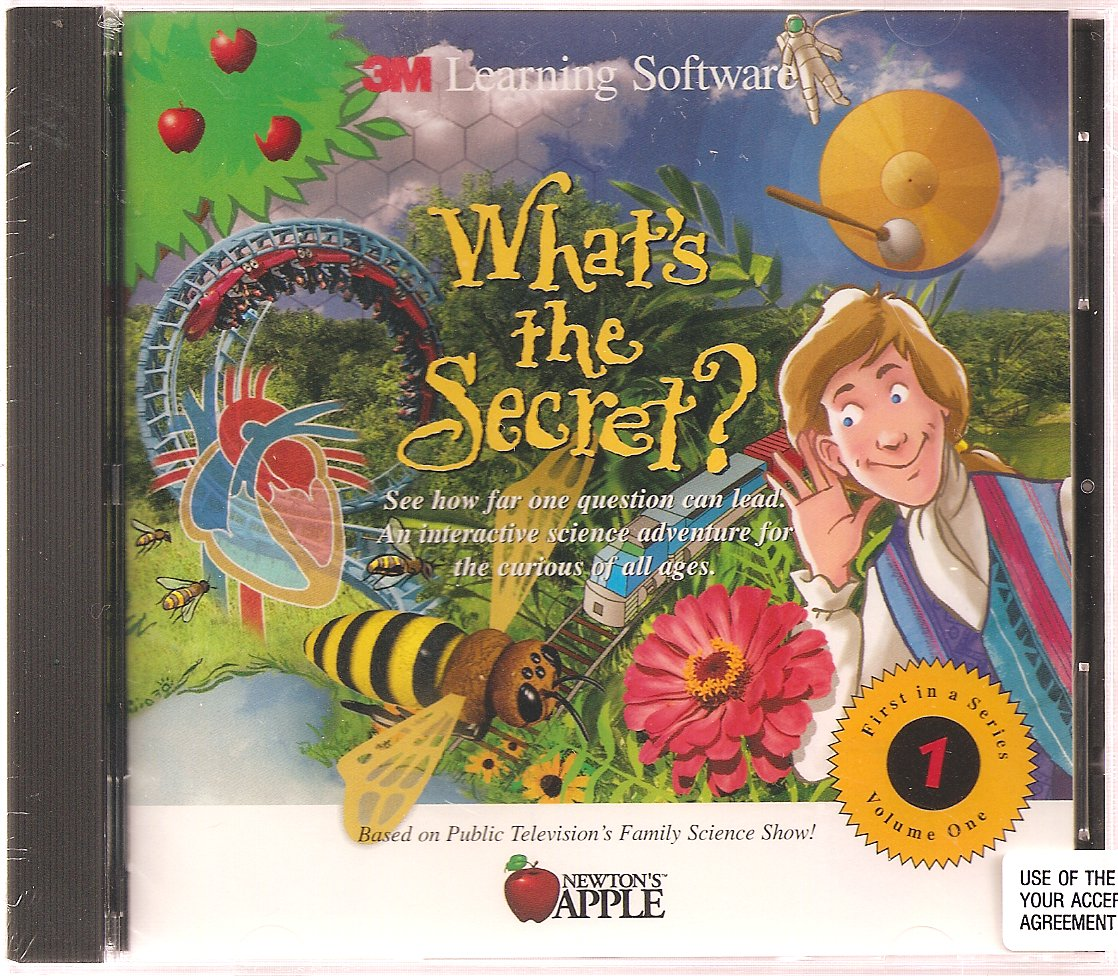 Amazon com: What's the Secret?, Volume One, CD-ROM for