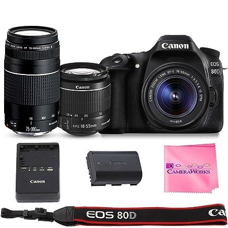 Review Canon EOS 80D SLR