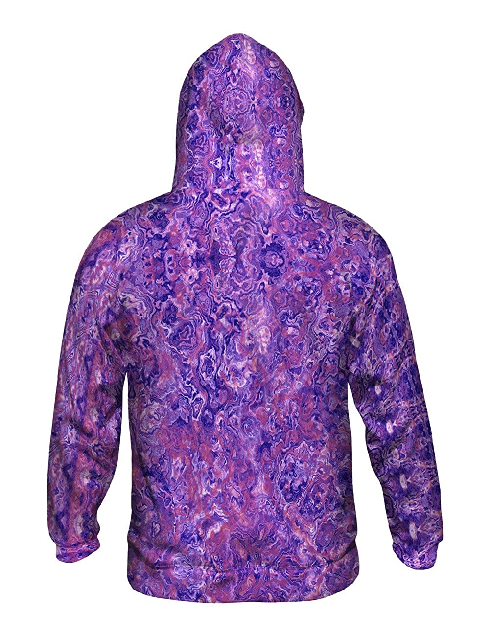 9a50c393 Amazon.com: Yizzam- Purple Marble -Allover Print - Mens Hoodie Sweater:  Clothing