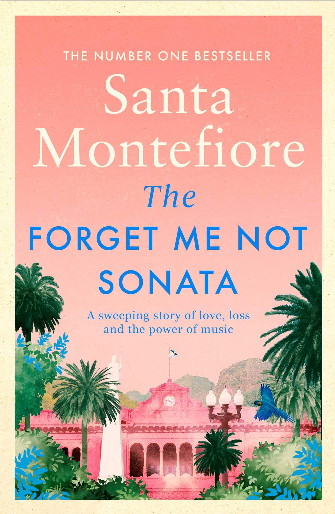 The Forget-Me-Not Sonata Paperback – October 18, 2018