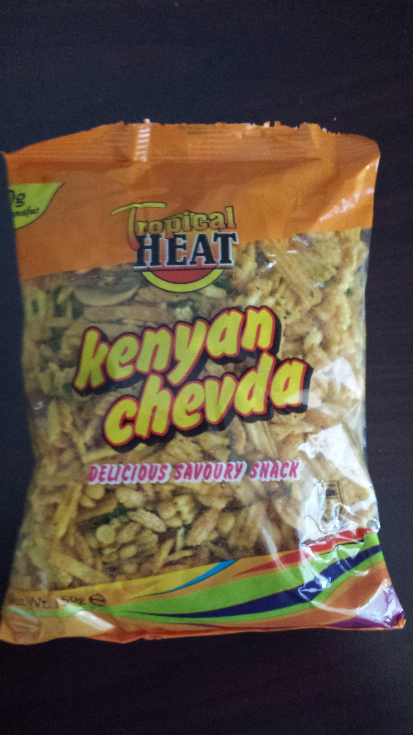 Kenyan Chevda