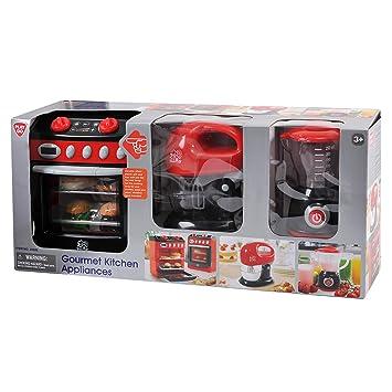 Amazon.com: Playgo Gourmet Kitchen Appliances: Toys & Games