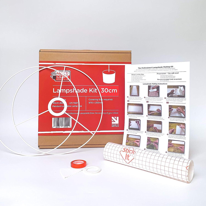 Drum Lamp shade  30cm 40cm Music Retro Interiors Cassette Lampshade
