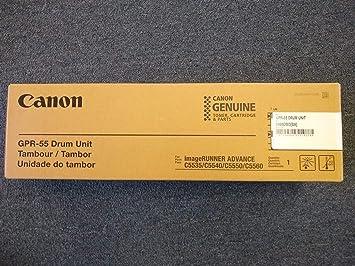 Amazon.com: Canon 0488C003BA GPR55 - Unidad de tambor ...