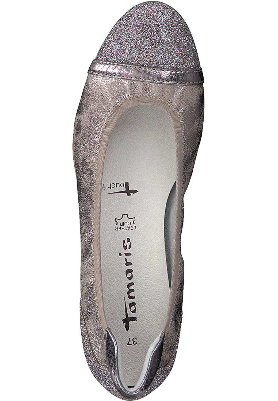Tamaris Ballerines Femme 22139-20 35 au 41 Ballerines//sans G/êne