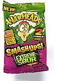 Warheads Smashups Extreme Sour Hard Candy 3.25oz Bag