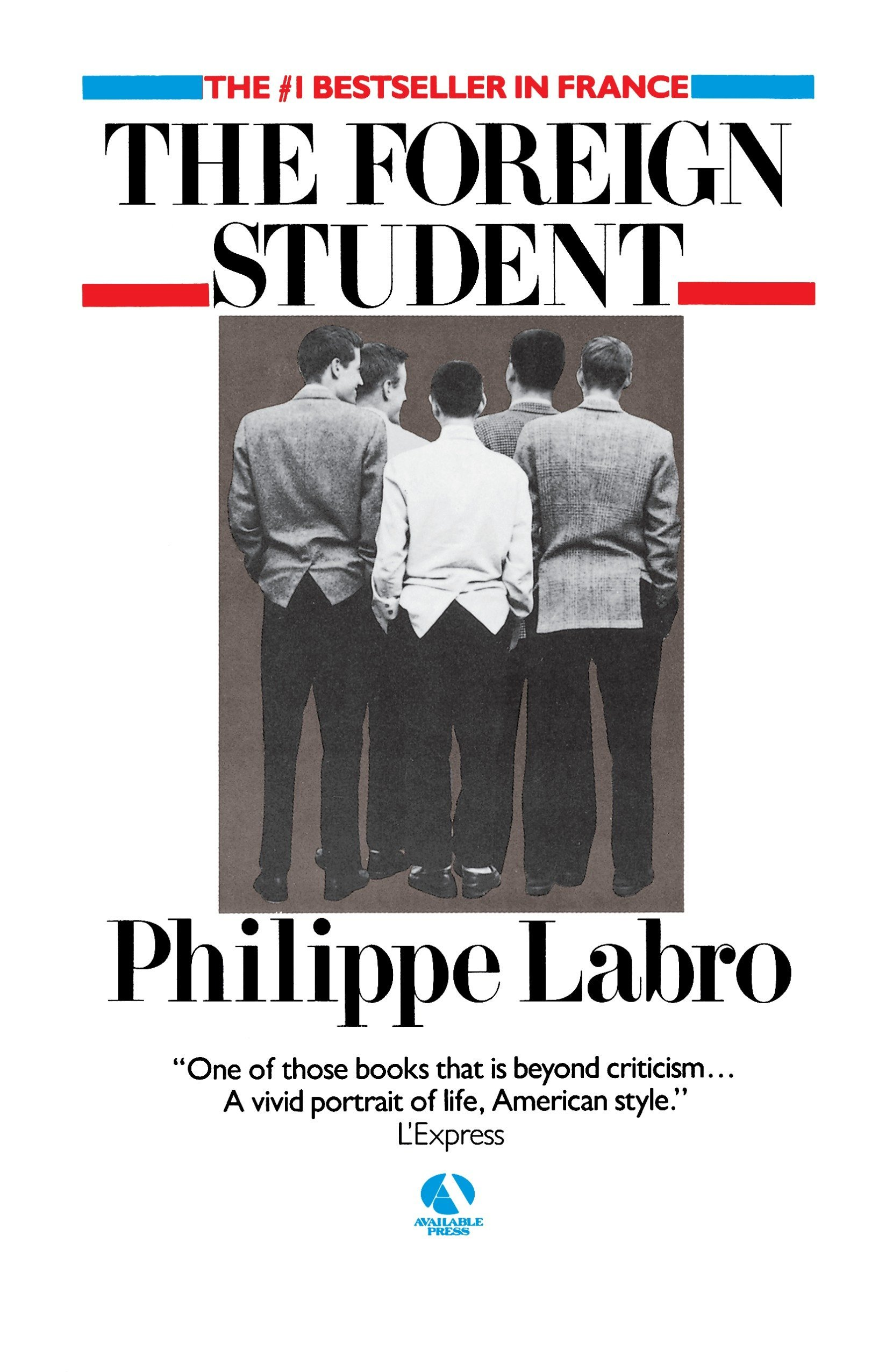 The Foreign Student Labro Philippe 9780345346964 Amazon Com Books