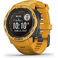 Garmin GM-010-02293-66 Instinct Solar Smartwatch, Sunburst