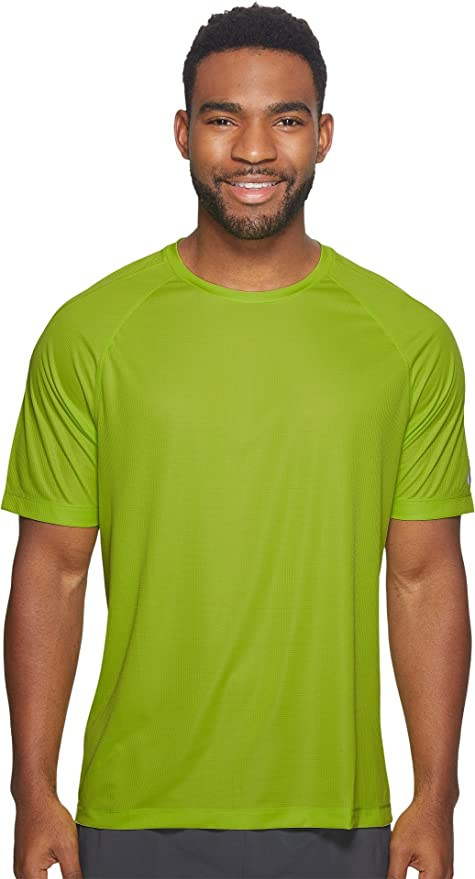 ec0bbd2128c5 Amazon.com   ASICS Men s Short Sleeve Tee   Sports   Outdoors
