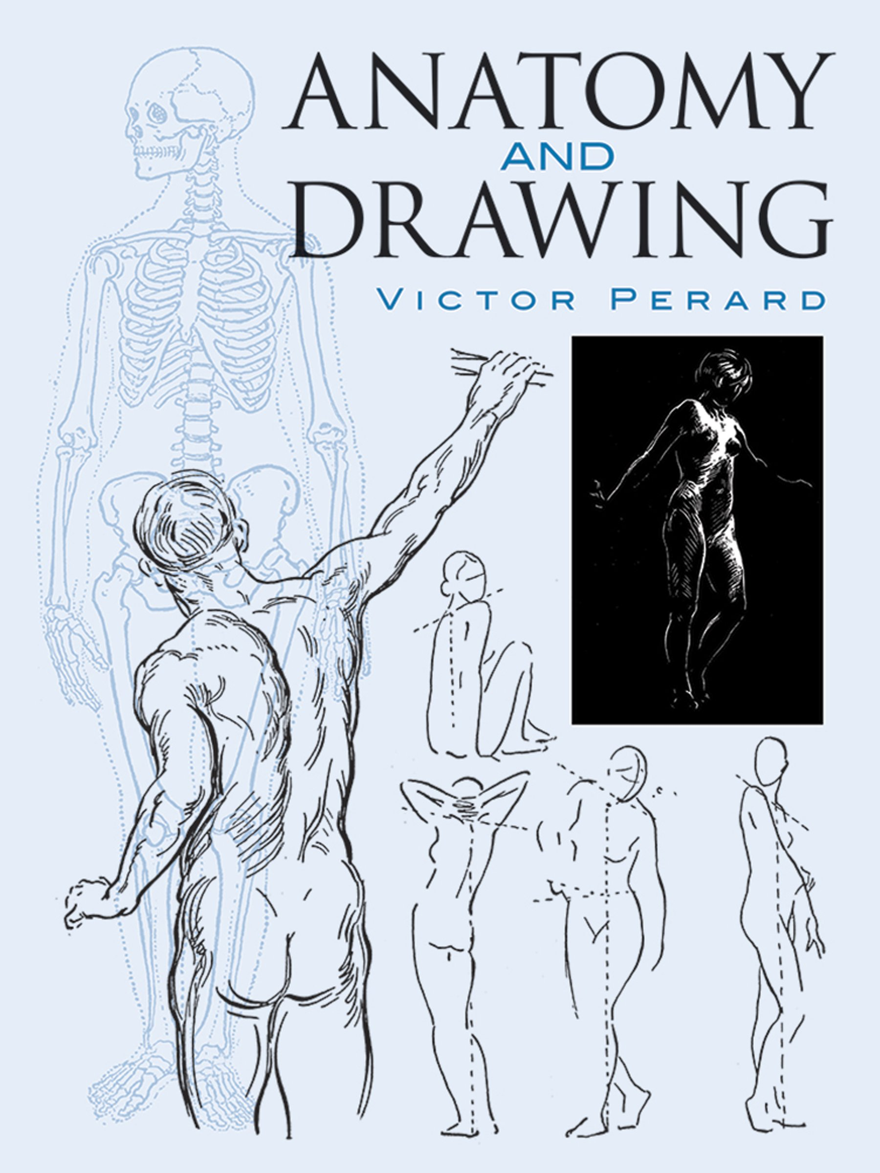 Buy Anatomy and Drawing (Dover Art Instruction) Book Online at Low ...
