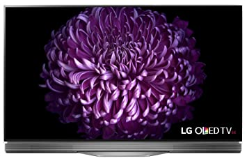 LG Electronics OLED65E7P 65-Inch 4K Ultra HD Smart OLED TV (2017 Model)