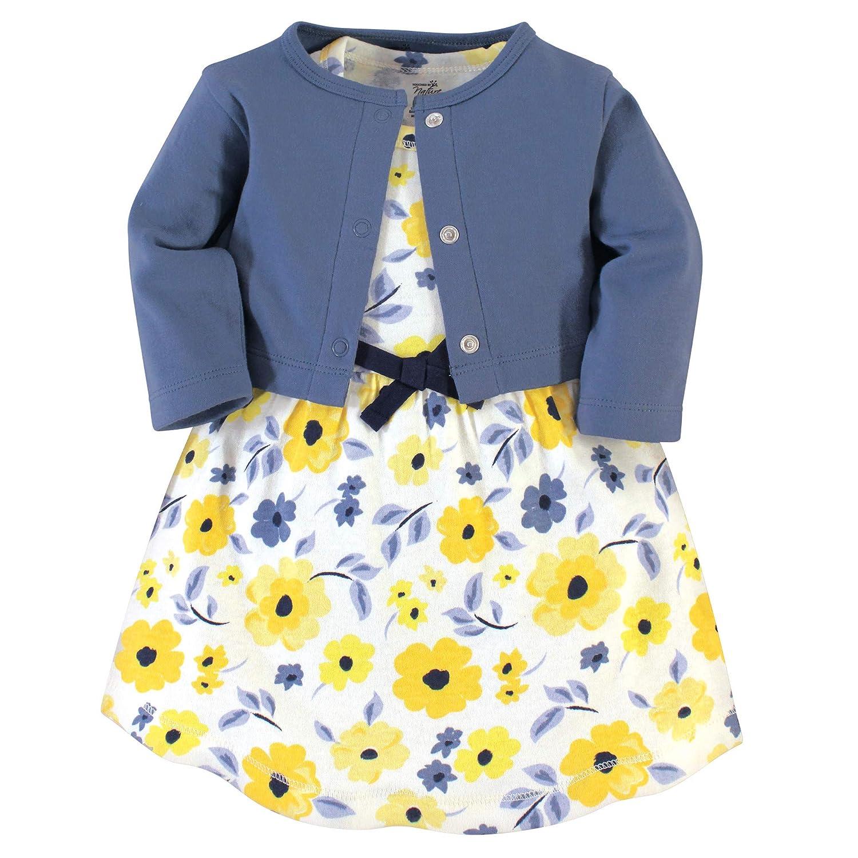 Amazon.com: Cárdigan y vestido de algodón orgánico tocada ...