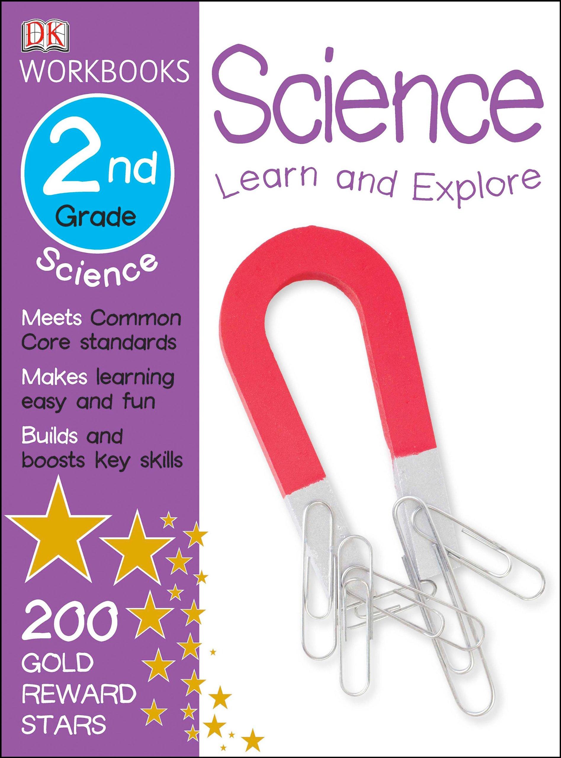 DK Workbooks: Science, Second Grade: DK Publishing: 0790778017293 ...