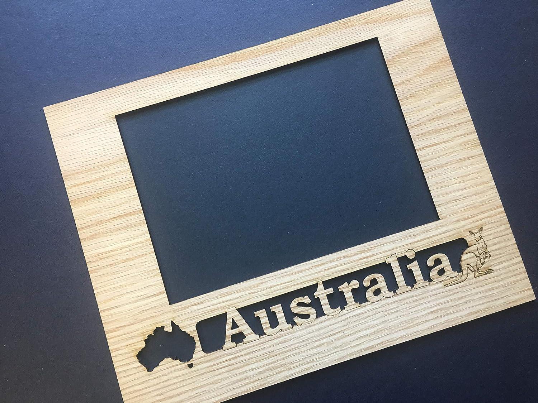 8x10 Australia Picture Frame Holds 5x7 Photo