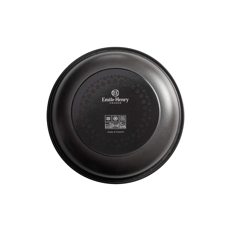 Emile Henry eh779566/Tajine Delight ceramica induzione 4/litri Nero