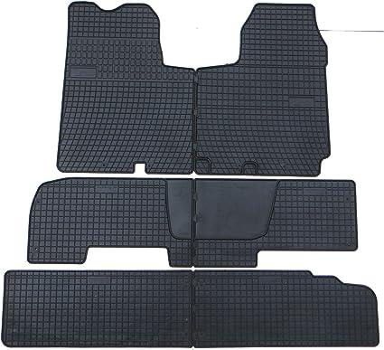 ab 2014 Fahrerhausteppich Fußmatten Robust für Renault Trafic III 2-Sitzer Bj