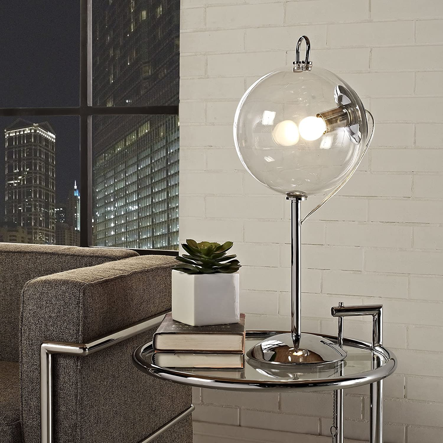 Modern glass table lamps - Modern Glass Table Lamps 40