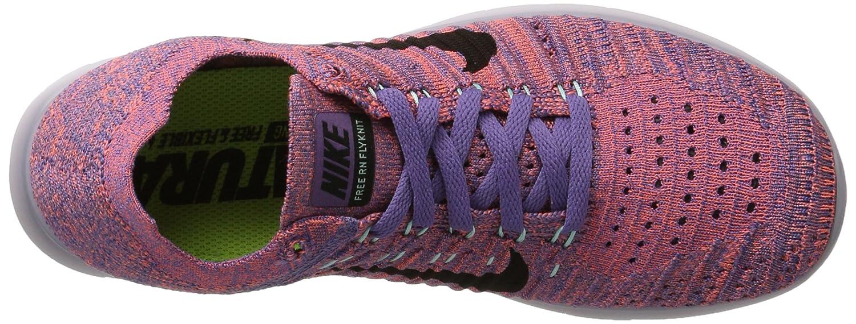 NIKE Women's Free RN B01N192UHX Flyknit 2017 Running Shoe B01N192UHX RN 9.5 B(M) US|Purple Earth/Black 55feff
