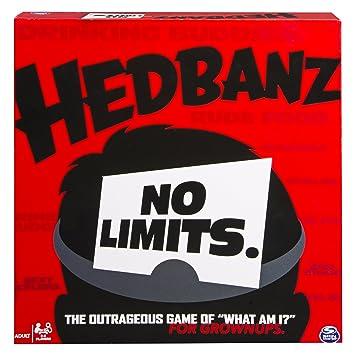 Amazon spin master games hedbanz no limits toys games spin master games hedbanz no limits solutioingenieria Images