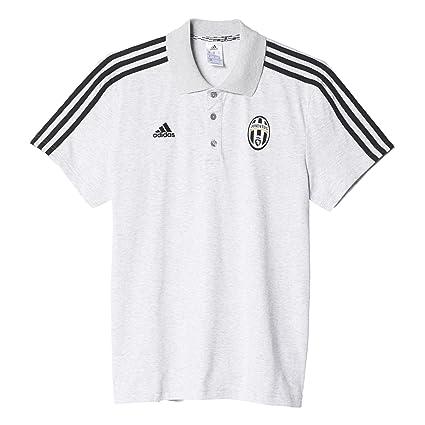 adidas Juventus de Turin Juve 3S Polo - Camiseta Polo Oficial para Hombre, Talla S