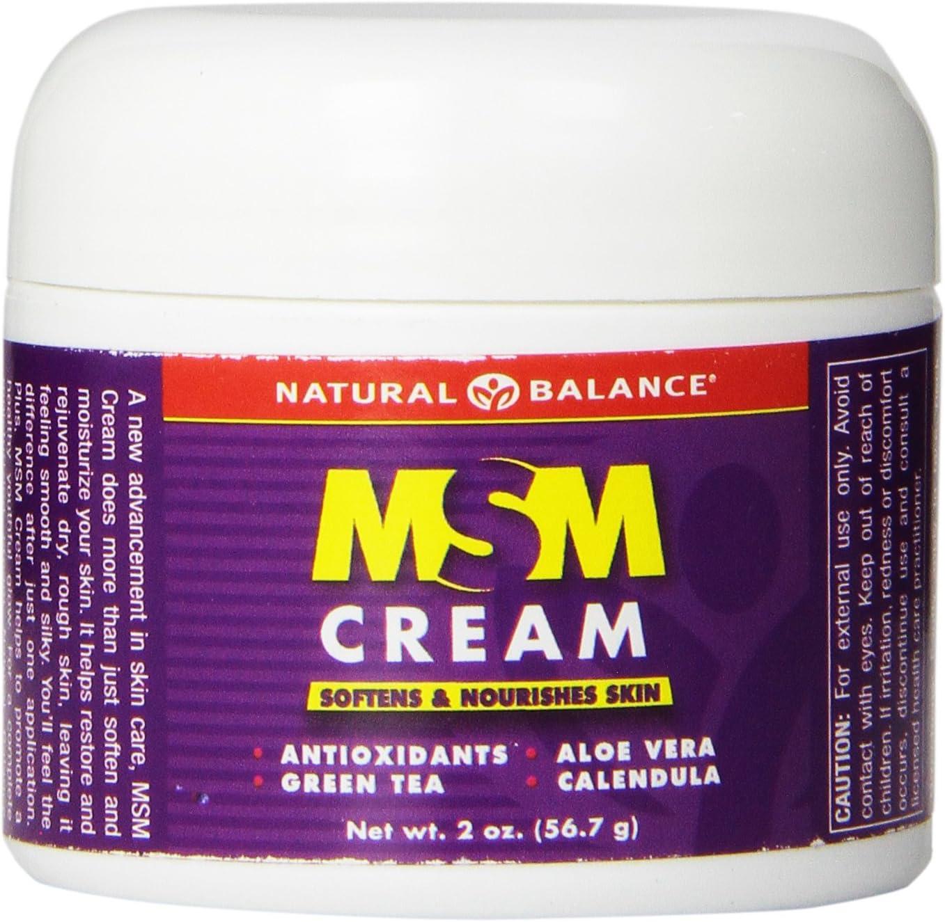 Natural Balance MSM | 2oz