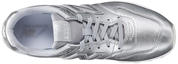 New Balance WR996 Sneakers Donne Argento Sneakers Basse