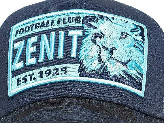 6ce14a249 Amazon.com : Atributika & Club FC Zenit St. Petersburg Lions Trucker ...
