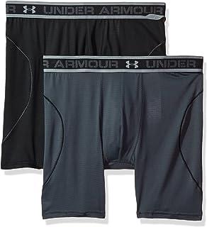 Bielizna Odzież męska New in Box Under Armour UA Iso-Chill Mesh 6 Boxerjock Men's Underwear 1277276
