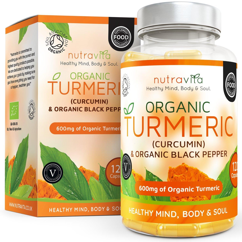 Curcuma Biologica - Organic Turmeric