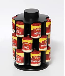 Patented Spice Rack Organizer   18 Tones Mini Capacity By SpiceRax